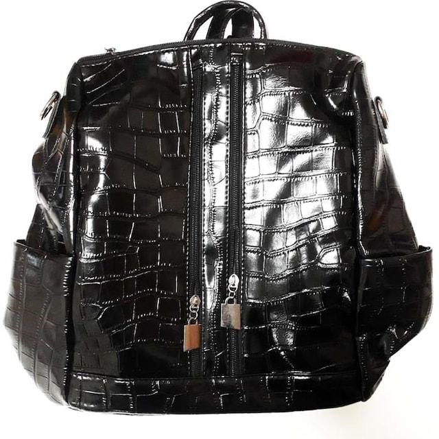 TB52即決 新品 リュック リュックサック 黒 GU ザラ 好きに 訳あり セール < 女性ファッションの