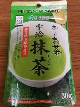 伊藤園 お〜いお茶宇治抹茶 30g