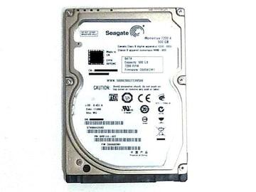 ★ハードディスク シーゲート ST9500420AS 500GB SATA