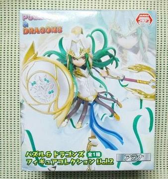 パズル&ドラゴンズ パズドラ フィギュアコレクション Vol.2 アテナ 新品 即決
