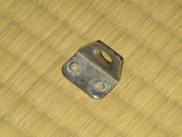 集合ポスト用補修部品 鍵取付取っ手部 本体側