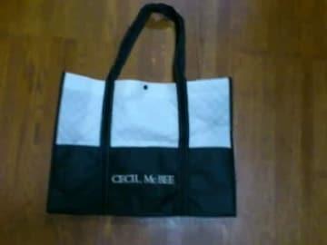 セシルマクビー★未使用★ショップ袋★中