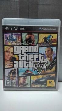 PS3 グランド・セフト・オートV