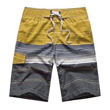 メンズ サーフパンツ 1506黄色