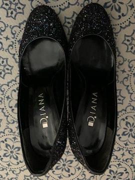 訳あり ダイアナ パンプス DIANA ハイヒール靴 サイズ23.5
