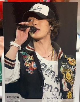 ジャニショ写真☆赤西仁�N☆元KATーTUN