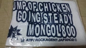 ■超レア■未開封 BUMP OF CHICKEN  マフラータオルマフラータオルMONGOL800 2002