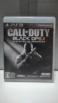 PS3 コール オブ デューティ ブラックオプスII (吹き替え版)