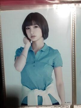 AKB時代の篠田麻里子生写真