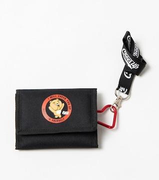 WEGO ストラップウォレット 財布  【KAKAO FRIENDS】ブラック