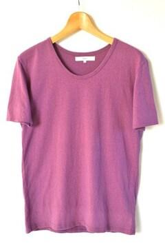 古着屋購入 半袖コットンネップカットソー 半袖Tシャツ M 即決