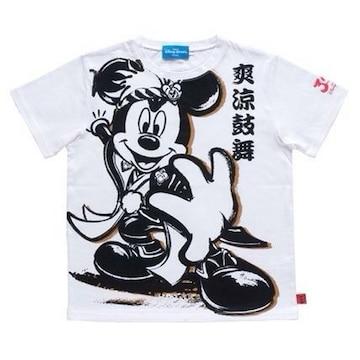 TDL30周年 ディズニー夏祭り ミッキー キッズTシャツ 新品