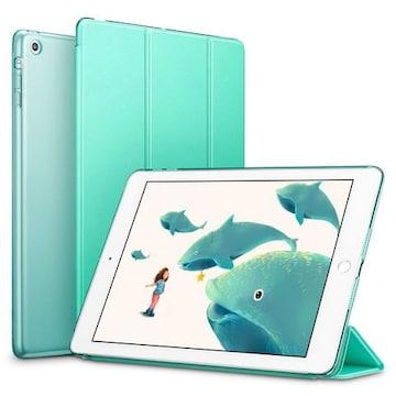 iPad Mini ケース クリア ミントグリーン