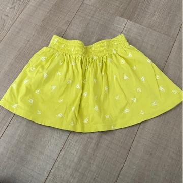 美品UNIQLO kids綿100%スカートS