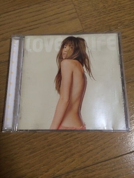 hitomi LOVE LIFE cd 邦楽 j-pop