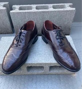 NUNN BUSH  デッドストック アメリカヴィンテージ靴 表記25.5cm
