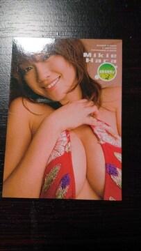 原幹恵 トレーディングカード 005