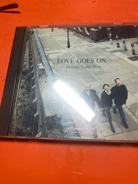 Drfams Come True CD LOVE GOES ON