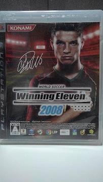 PS3 ワールドサッカー ウイニングイレブン 2008