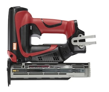 MAX 18V充電式フィニッシュ TJ-35FN2 本体のみ(ケース付)