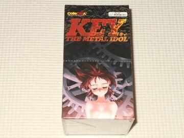 KEY THE METAL IDOL キィ トレーディングカード BOX (15P入り