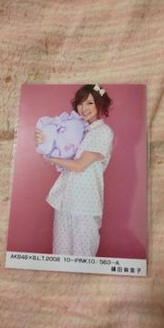 AKB48×B.L.T.2008 10-PINK10 560/A 篠田麻里子写真