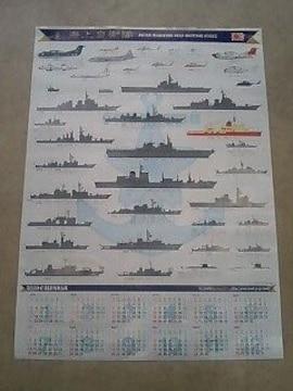 ☆2010年 海上自衛隊カレンダー☆