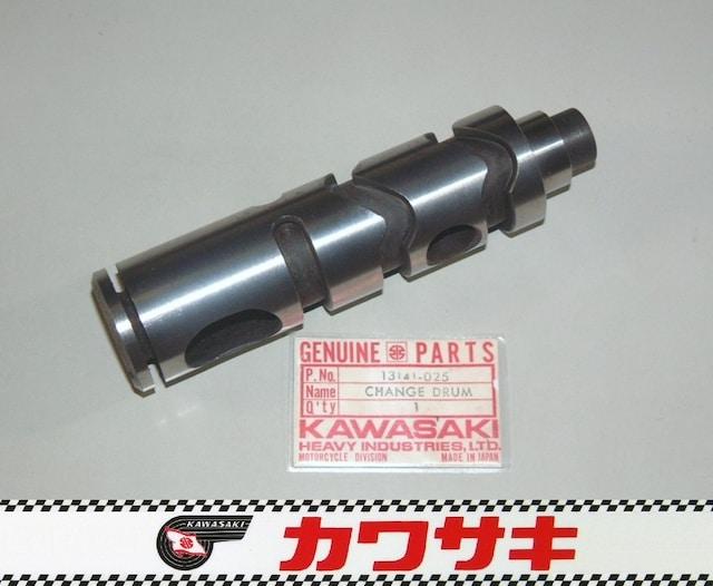 カワサキ A1 A7 A1SS A7SS チェンジドラム 絶版新品 < 自動車/バイク