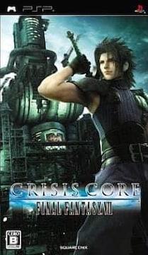 PSPソフト/クライシスコア ファイナルファンタジー7
