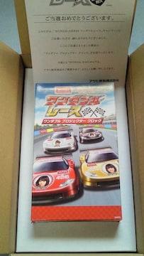 WONDA×AKB48 ワンダフルレース 第24回当選プロジェクター クロック 大島優子