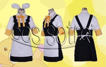 VOCALOID派生 人柱アリス 鏡音リン◆コスプレ衣装