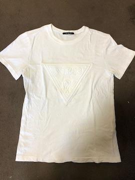 GUESSゲスロゴTシャツ