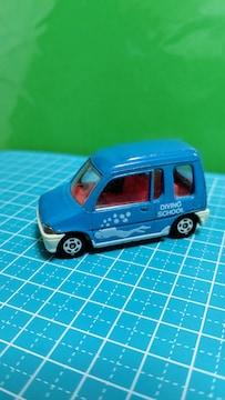 絶版日本製1992年制NO.71 MITSUBISHI Minica TOPPO