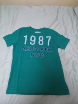 アバクロ エアロポステール Tシャツ Sサイズ 半袖 新品 メンズ