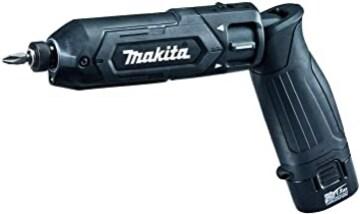 マキタ ペン型インパクトドライバTD022(7.2V)黒 トルク25Nm 1.5A
