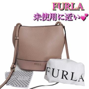 SALE★正規品 極美品 FURLA フルラ ショルダーバッグ