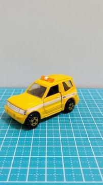 絶版  No.30 MITSUBISHI   PAJERO  道路パトロールカー