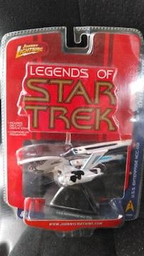 JOHNNY LIGHTNING フィギュア LEGEND OF STAR TREK スタートレック