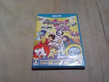 【新品Wii U】妖怪ウォッチダンス ジャストダンスSPver