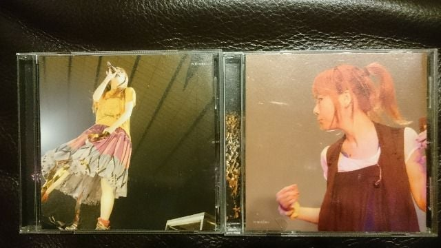 aiko「ポップとロック」DVD2枚セット  < タレントグッズの