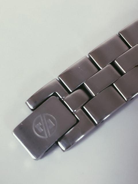 T132 renoma レノマ レディース 腕時計 ブルー文字盤 クォーツ < ブランドの