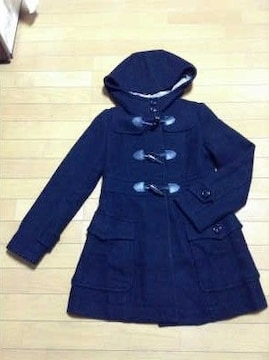 バーバリー ブルーレーベルブルレ定番ダッフルコート美品36本物