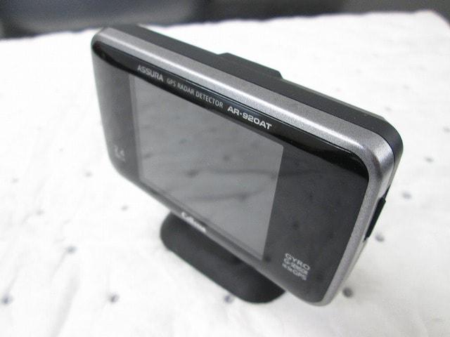 ♪ セルスターアシュラ GPSレーダー AR-920AT < 自動車/バイク