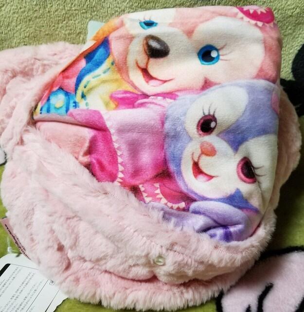 TDS☆ダッフィー&フレンズ【ブランケット】ダッフィーのハートウォーミングデイズ★2018 < おもちゃの