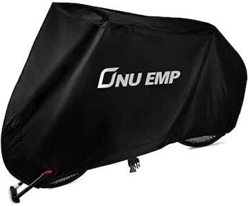 ONUEMP 自転車カバー 豪雨対策 バイクカバー 210D オックス生地