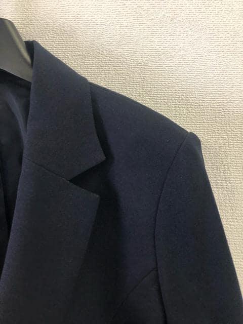新品☆11号多機能スカートスーツ 紺 お仕事に☆d211 < 女性ファッションの