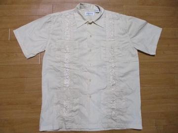 アメリカ古着 PLATOON キューバシャツ USAーS