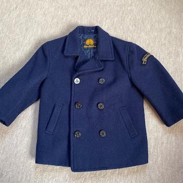 Pコート羽織り上着 ムージョンジョン