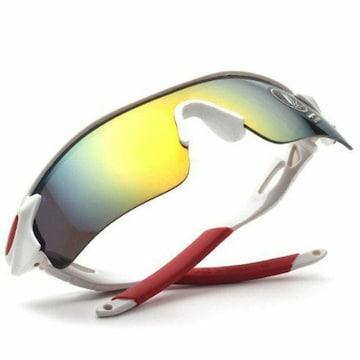 ライディングメガネUV400 紫外線カット 防風 超軽量 耐衝撃 サン