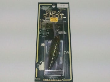 メガバス DEEP-X 200T 未使用 ルアー 2004年